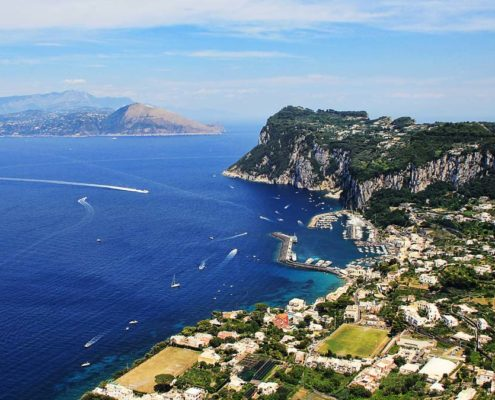 Taste of Sorrento and Amalfi