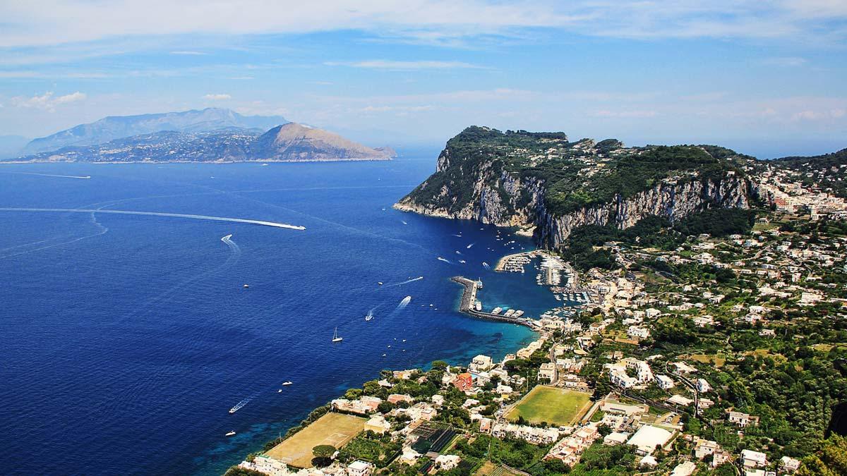 Taste of Sorrento and Amalfi