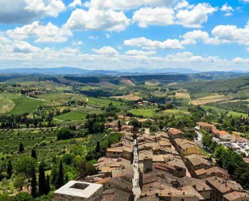 Tuscany Relax Wine